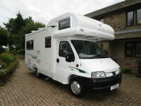 Autocruise Starspirit 2004 4 Berth U Shape Lounge Motorhome For Sale