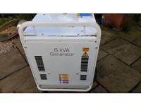 HGI 6KVA Diesel generator