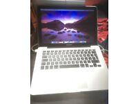 Mac Book Pro mid 2012 - 256 SSD - 16GB Ram