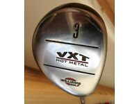 Williams Golf VXT Right Handed Driver No 3