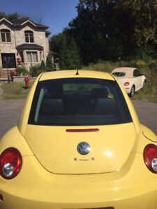 2008 Volkswagen New Beetle Coupe (2 door)