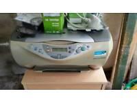 Epsom printer Cx3200