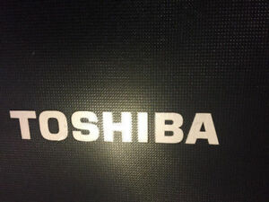 Toshiba Laptop , excellent condition