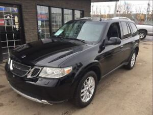2009 Saab 9-7X ONE OWNER AWD NICE!