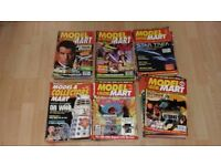40+ MODEL & COLLECTORS MART MAGAZINES (incl.DOCTOR WHO,JAMES BOND,STAR WARS,AUSTIN POWERS,STAR TREK)