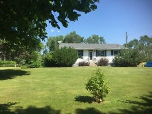 Beautiful home and country acreage for sale in Rural Ochre River