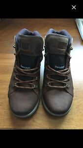 Work Boots - Brown,  great condition, Thinsulate lined