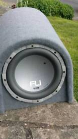 Fli trap twin 10 subwoofer without amp