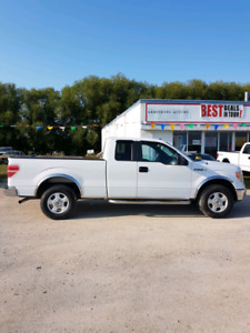 2012 Ford F-150 XLT 4x4 Super cab 5.0L V8 pick up