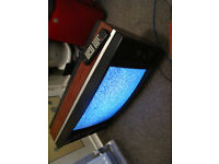 FREE Bang and Olufsen TV Telly Television LX2800 with remote Vintage 1987 Wooden television