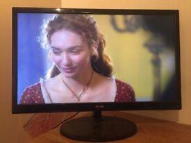 Smart TV LG LED 720 pixel 24'