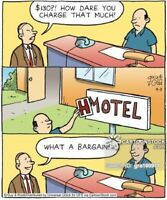 General Manager for a Motel