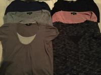 Maternity tops clothes size 14