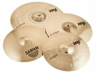 hhx evolution performance cymbal set new