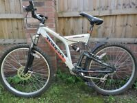 viking targa z8 aluminium mountain bike