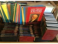 Collection of 51 Books - The Great Writers