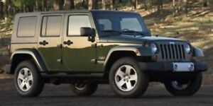 2009 Jeep Wrangler Unlimited Sahara CONTACT CHRIS FOR INFO!