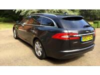 2013 Jaguar XF 2.2d (200) Luxury 5dr Automatic Diesel Estate