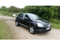 57 PLATE NISSAN QASHQAI 1.5DCI ACENTA EDITION FULL SERVICE HISTORY