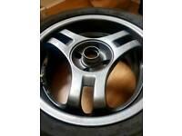 Advan sa3r alloy wheels 4x100