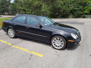 2008 Mercedes-Benz E-Class Sedan