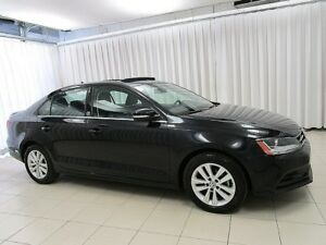 2017 Volkswagen Jetta Wolfsburg Edition! 1.4L Turbo! Sunroof! Al