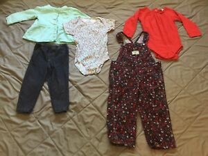 Size 18month clothing