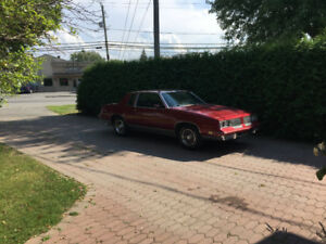 oldsmobile cutlass supreme 1984