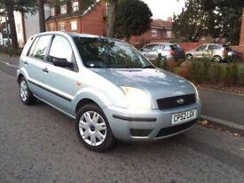 Ford Fusion diesel 2003 1.4 diesel, full service history