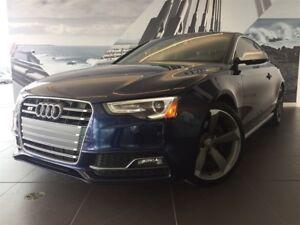 2013 Audi S5 PREMIUM NAV TITANIUM CARBON