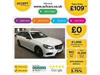 Mercedes-Benz E220 AMG Night FROM £109 PER WEEK!
