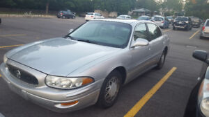 2002 Buick LeSabre - LOW MILAGE, VALID SAFETY, ONLY 117,000KM