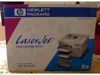 LaserJet Toner Cartridge 92291A