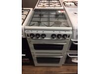 #6 New Ex-Display New World Newhome 50cm Gas Cooker White £249