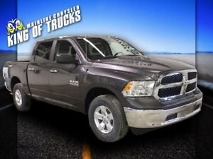 2017 Ram 1500 SLT | Auxiliary Outlet | Keyless Entry | Locking T