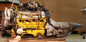 5 Litre HO Ford V8 and Automatic Overdrive Transmission