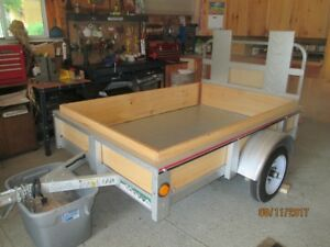 MODIFIED STIRLING UTILITY TRAILER