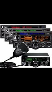 (NEW) COBRA 25 CB RADIO