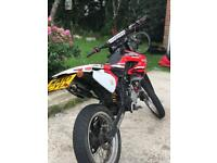 50cc derbi senda xtrem limited edition de restricted