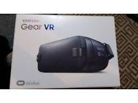 Samsung VR Headset in Box