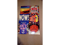 6 X 2 X 12.INCH VINYL LP'S SETS-EX