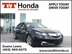 2013 Acura TL Tech Pack* AWD, One Owner, Rear Camera, NAVI *