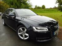 2014 Audi A8 4.2 TDI Quattro SE Executive 4dr Tip Auto FASH! BOSE! Soft Close...
