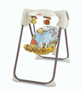 *** Fisher-Price Musical Projection Swing ***