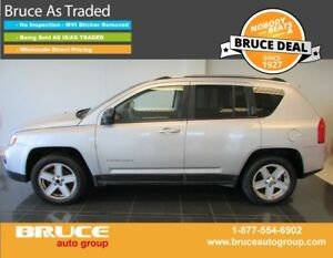 2011 Jeep Compass 2.4L 4 CYL AUTOMATIC 4WD