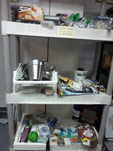 Odds and Ends, Workshop, Kitchen, Garden  50 Cents to $2.00