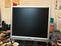 Acer AL1717 LCD monitor (Silver)