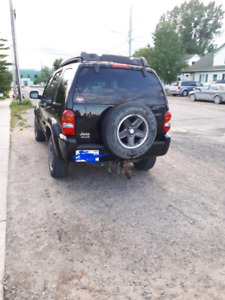 2003 Jeep Liberty Renegade  for sale