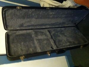 GUITAR  HARD SHELL GUITAR CASES