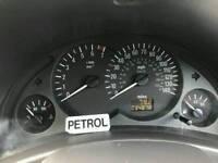 Vauxhall corsa green 5 door hatchback petrol
